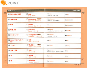 対応している教科書のページがわかりやすく、教科書に出てくる新出漢字、単語、重要暗記ポイントをちょっとした時間に効果的に覚えられます。
